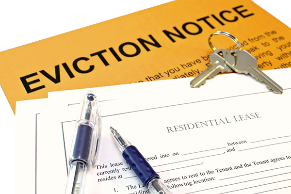 Strict and compliant evictions